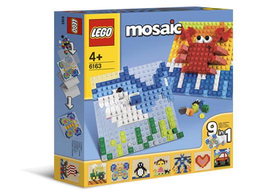 серия Lego Mosaic.