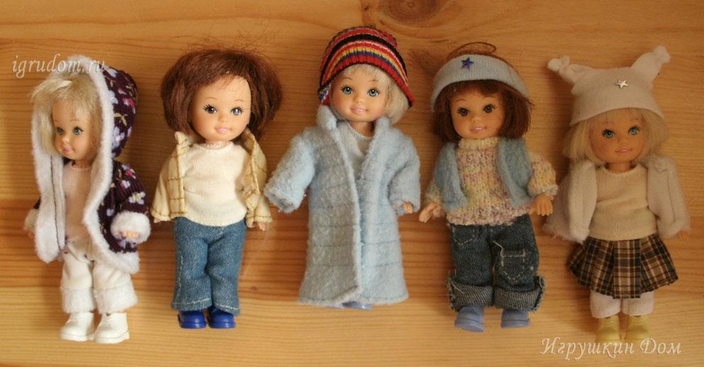 Одежда для маленьких кукол своими руками с выкройками