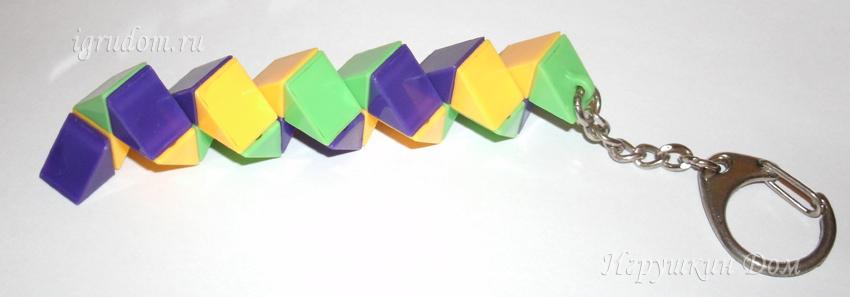 Фигурки Из Змейки Рубика