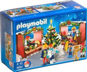 Рlaymobil рождественская ярмарка