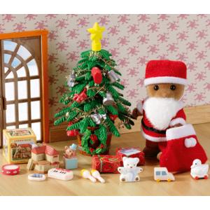 Sylvanian Families Дед Мороз