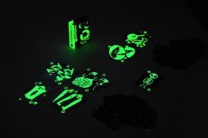 Mistiboo карты в темноте