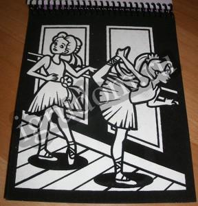 Magic Velvet балерины