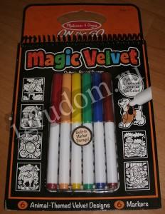 Magic Velvet животные