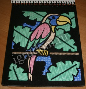 Magic Velvet попугай