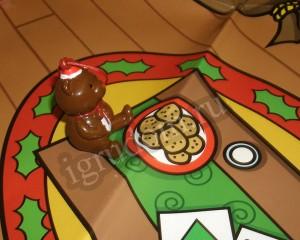 Медвежонок и печенье