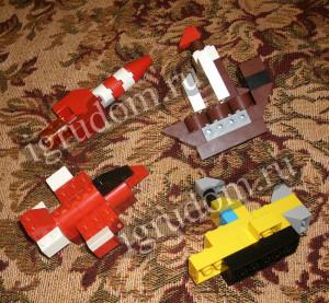 Lego Classic транспорт