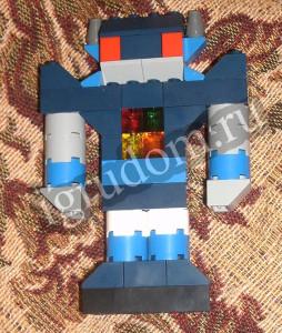 Lego Classic робот