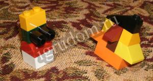 Lego Classic миниатюры