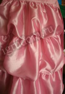 Как отгладить бальное платье
