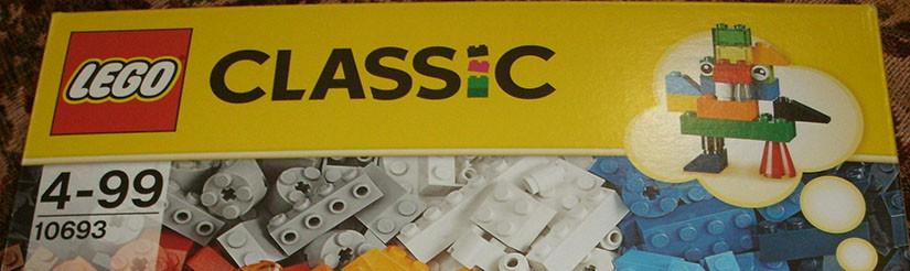 Lego Classic 10693.