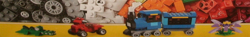 Lego Classic 10696.