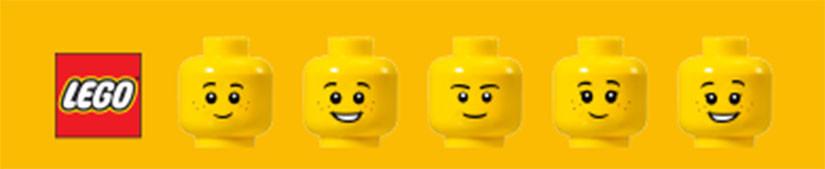 Распродажа сборных минифигурок Lego.
