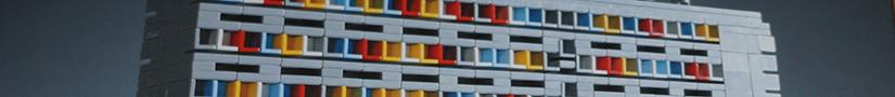 LEGO архитектура.