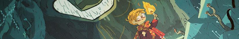 Артур и золотая нить.
