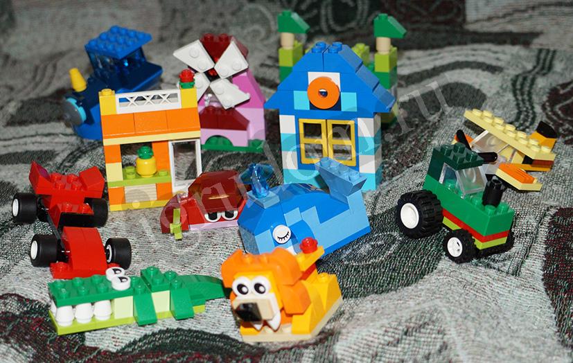 Lego Classic мини