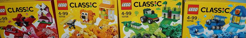 Lego Classic мини.